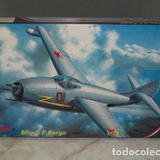 Maquetas: MPM - MIG 9 F FARGO 72052 1/72. Lote 194637598