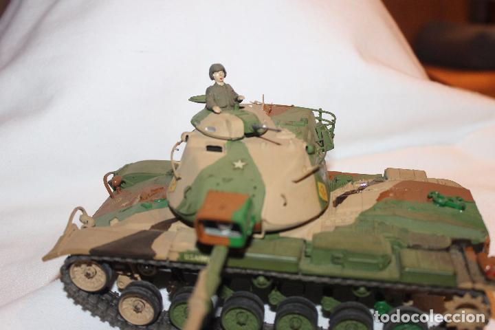 MAQUETA TANQUE U.S. ARMY, PATTON M-48, TANK TAMIYA AÑOS 80 (Juguetes - Modelismo y Radiocontrol - Maquetas - Militar)
