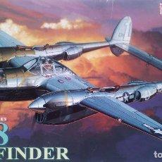 Maquetas: LOCKHEED P-38 PATHFINDER 1/72 DRAGON. Lote 102788671