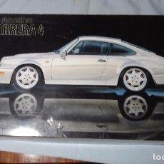 Maquetas: PORSCHE 911 CARRERA 4 -MARCA FUJIMI- ESCALA 1/24. Lote 115576048