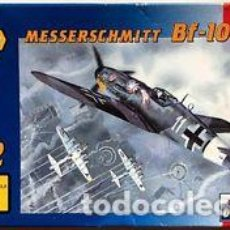 Maquetas: SMER - MESSERSCHMITT BF-109 G-6 0860 1/72. Lote 102843771
