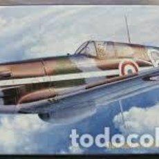 Maquetas: HASEGAWA - DEWOITINE D.520 VICHY AIR FORCE AP48 51348 1/72. Lote 103090891