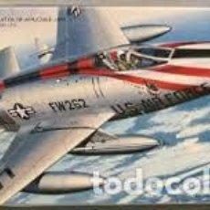 Maquetas: HASEGAWA - NORTH AMERICAN ROCKWELL F-1000 SUPER SABRE 611 1/72. Lote 103163535