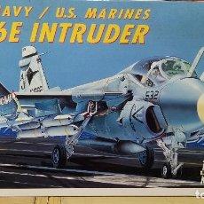 Maquetas: US NAVY / MARINES A-6E INTRUDER. ITALERI 1/72. Lote 103493811