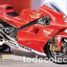 Maquetas: TAMIYA - FACTORY YAMAHA YZR 500 ´01 14088 1/12. Lote 103547351