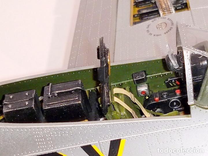 Maquetas: Caza americano segunda guerra mundial, escala 1/32 - Foto 8 - 104471235