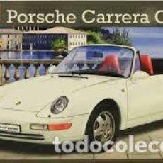 Maquetas: REVELL - PORSCHE CARRERA CABRIO 07063 1/24. Lote 104539583