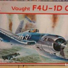 Maquetas: VOUGHT F4U-1D CORSAIR. REVELL 1/32. Lote 104699291