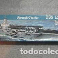 Maquetas: REVELL - AIRCRAFT CARRIER USS ENTERPRISSE 05087 1/400. Lote 104712911