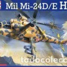 Maquetas: REVELL - MIL MI 24-D/E HIND 04405 1/72. Lote 104716923