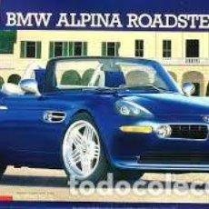 Maquetas: REVELL - BMW ALPINA ROADSTER V8 07359 1/24. Lote 104722251