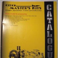 Maquetas: CATALOGO CMK 2006. Lote 104942287