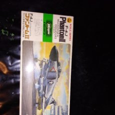 Maquetas: MAQUETA HASEGAWA F 4J PHANTOM II MC DONENELL US NAVY 1/72. Lote 105282419