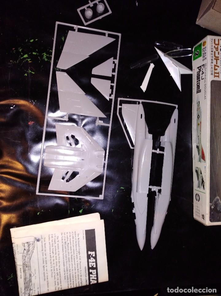 Maquetas: Maqueta hasegawa f 4j phantom II mc donenell us navy 1/72 - Foto 2 - 105282419
