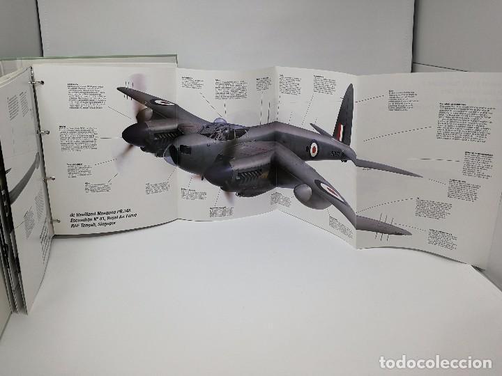 Maquetas: Colección aviones de combate, 29 aviones maisto nuevos en blister, libro fichas y mueble expositor - Foto 6 - 105444487