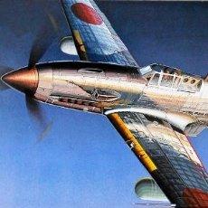 "Maquetas: KAWASAKI KI-61-II KAI (EARLY/INICIAL) HIEN ""TONY"" + TA-DAN BOMBS 1/72 FINE MOLDS. Lote 105592459"