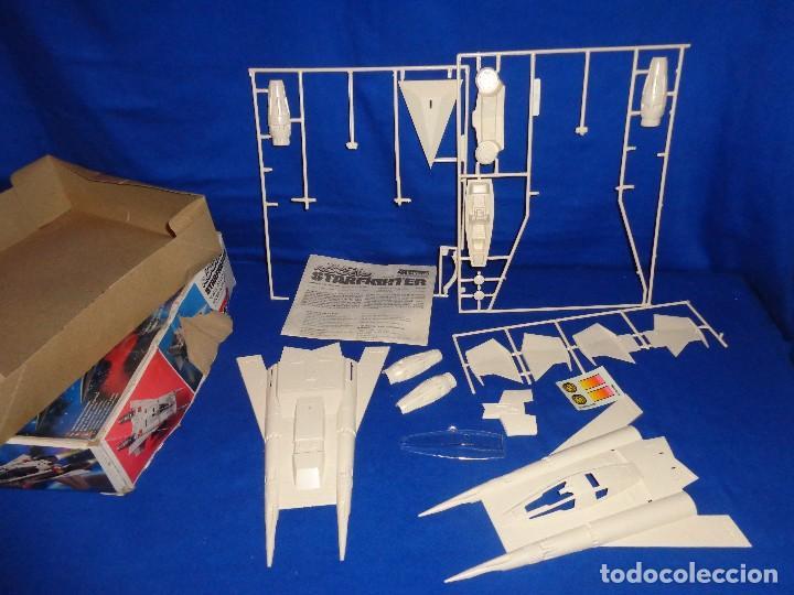 Modelle: STAR WARS- MAQUETA -BUCK ROGERS- STARFIGHTER AÑO 1979,MONOGRAM, UNICA EN TODOCOLECCION VER FOTOS! SM - Foto 3 - 105621863