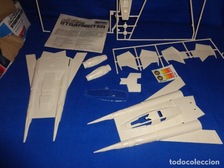 Modelle: STAR WARS- MAQUETA -BUCK ROGERS- STARFIGHTER AÑO 1979,MONOGRAM, UNICA EN TODOCOLECCION VER FOTOS! SM - Foto 4 - 105621863