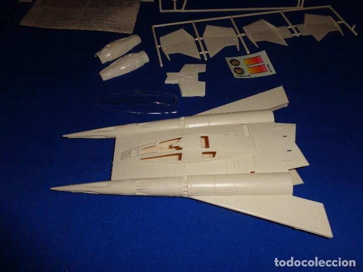 Modelle: STAR WARS- MAQUETA -BUCK ROGERS- STARFIGHTER AÑO 1979,MONOGRAM, UNICA EN TODOCOLECCION VER FOTOS! SM - Foto 6 - 105621863