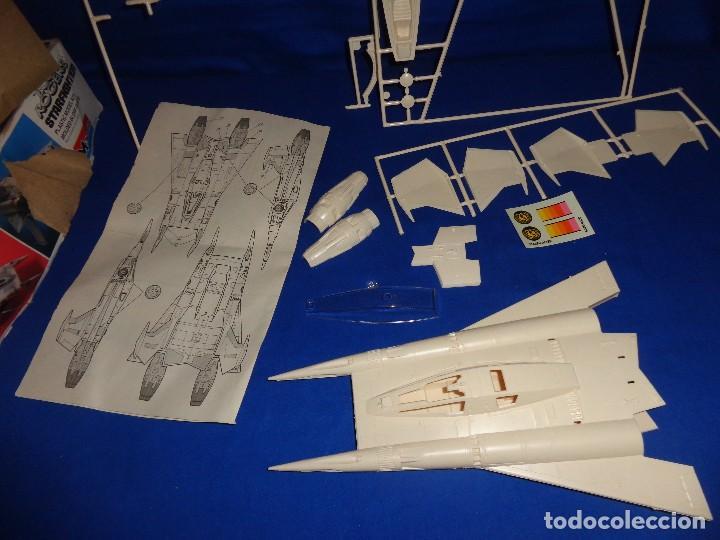 Modelle: STAR WARS- MAQUETA -BUCK ROGERS- STARFIGHTER AÑO 1979,MONOGRAM, UNICA EN TODOCOLECCION VER FOTOS! SM - Foto 8 - 105621863