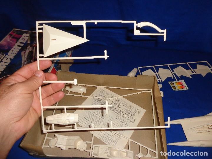 Modelle: STAR WARS- MAQUETA -BUCK ROGERS- STARFIGHTER AÑO 1979,MONOGRAM, UNICA EN TODOCOLECCION VER FOTOS! SM - Foto 10 - 105621863