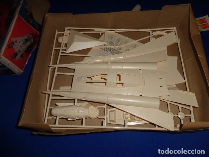 Modelle: STAR WARS- MAQUETA -BUCK ROGERS- STARFIGHTER AÑO 1979,MONOGRAM, UNICA EN TODOCOLECCION VER FOTOS! SM - Foto 11 - 105621863