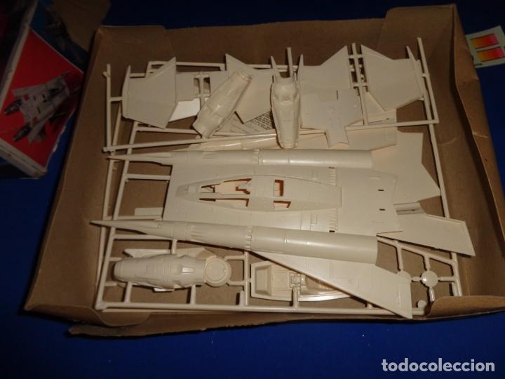 Modelle: STAR WARS- MAQUETA -BUCK ROGERS- STARFIGHTER AÑO 1979,MONOGRAM, UNICA EN TODOCOLECCION VER FOTOS! SM - Foto 12 - 105621863