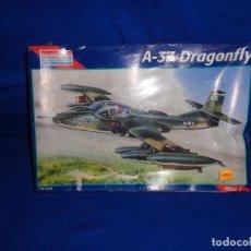 Maquetas: MONOGRAM - MAQUETA AVION A-37 DRAGONFLY SCALA 1:48 AÑO 1995 A ESTRENAR VER FOTOS Y DESCRIPCION! SM. Lote 238338270