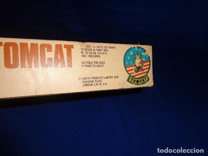 Maquetas: AIRFIX - MAQUETA GRUMMAN F-14 A TOMCAT SCALA 1:72 AÑO 1975 VER FOTOS Y DESCRIPCION! SM - Foto 5 - 105624867