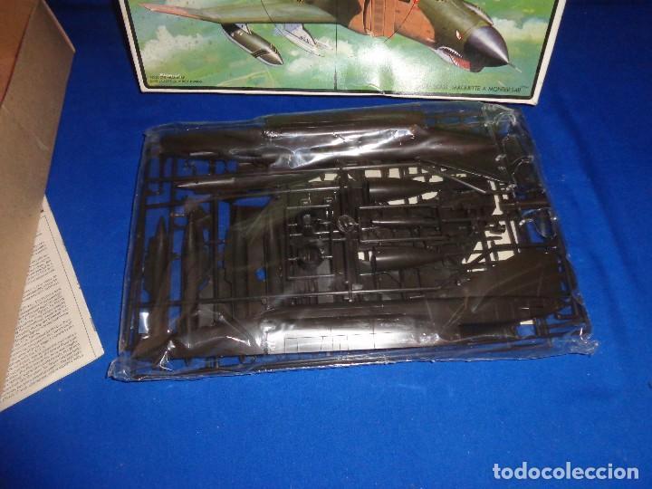 Maquetas: ESCI - MAQUETA AVION MDD F-4 E/F PHANTOM SCALE 1:48 AÑOS 70 VER FOTOS Y DESCRIPCION! SM - Foto 13 - 105630591