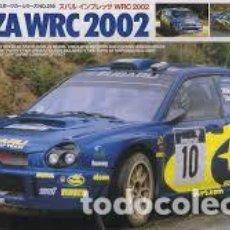 Maquettes: TAMIYA - SUBARU IMPREZA WRC 2002 24259 1/24. Lote 220900785