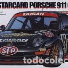 Maquetas: TAMIYA - PORSCHE 911 GT2 TAISAN STARCARD 24175 1/24. Lote 105774235