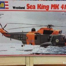 Maquetas: WESTLAND SEA KING MK 41 (MK 2). REVELL 1/72. Lote 105787207