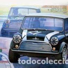 Maquetas: TAMIYA - MORRIS MINI COOPER RACING 24130 1/24. Lote 198803042