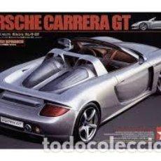 Maquetas: TAMIYA - PORSCHE CARRERA GT 24275 1/24. Lote 105946311