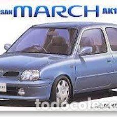 Maquetas: FUJIMI - NISSAN MARCH AK 11 (NISSAN MICRA) 03546 1/24. Lote 134132605