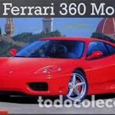 Maquetas: REVELL - FERRARI 360 MODENA 07288 1/24. Lote 106028835