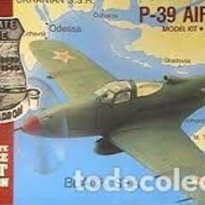 Maquetas: MONOGRAM - P-39 AIRACOBRA BLACK SEA 5213 1/48. Lote 106505615