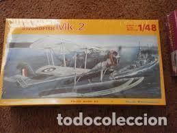SMER - FAIREY SWORDFISH MK 2 1/48 (Juguetes - Modelismo y Radio Control - Maquetas - Aviones y Helicópteros)