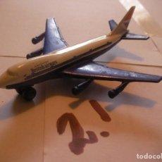 Maquetas: ANTIGUO AVION BRITISH AIRWAYS JUMBO 747 MATCHBOX . Lote 106593755