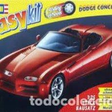 Maquetas: REVELL - EASY KIT DODGE CONCEP CAR IDEAL PARA NIÑOS 07113 1/25. Lote 106594371