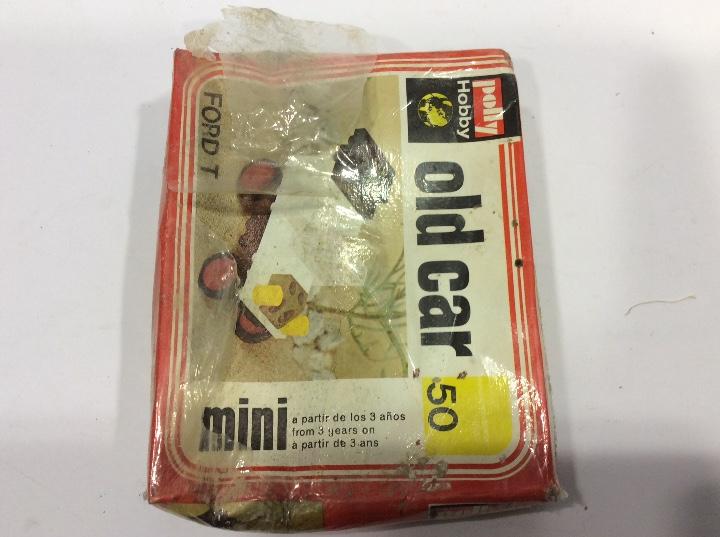 Maquetas: COCHE PARA MONTAR POLLY HOBBY REF. 50 - Foto 4 - 106704531