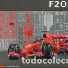 Maquetas: REVELL - FERRARI F1 2007 07252 1/24. Lote 206215430