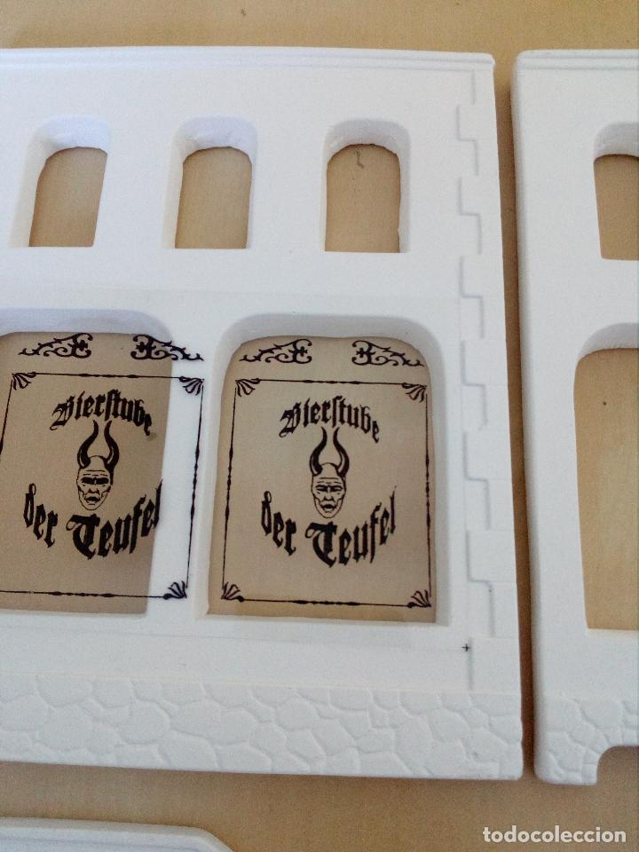 Maquetas: WWII RUINAS CAFE ALEMAN ESCALERA VIDRIERAS PUERTA RESINA 1/35 ACCESORIOS DIORAMA - Foto 6 - 120358575