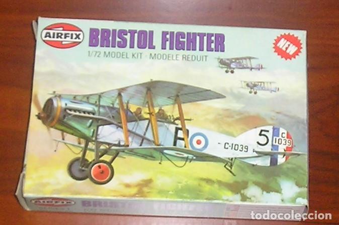 MAQUETA AVIÓN BRISTOL FIGHTER AIRFIX SERIE 1 (Juguetes - Modelismo y Radiocontrol - Maquetas - Militar)