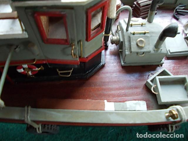 Maquetas: Barco de pesca de 38 cm - Foto 3 - 107646683