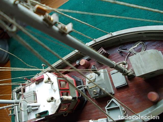 Maquetas: Barco de pesca de 38 cm - Foto 4 - 107646683