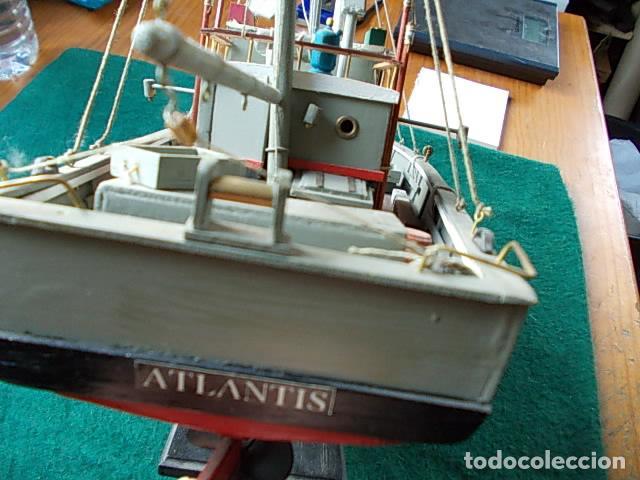 Maquetas: Barco de pesca de 38 cm - Foto 7 - 107646683