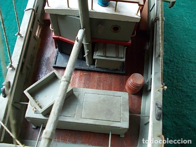 Maquetas: Barco de pesca de 38 cm - Foto 8 - 107646683