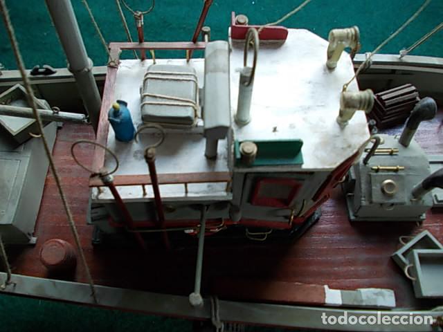 Maquetas: Barco de pesca de 38 cm - Foto 9 - 107646683